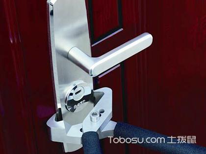 防盗门锁安装方法,这样装好才放心!