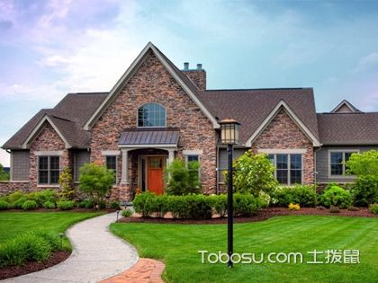 别墅装修设计要点 给自己最理想的住宅