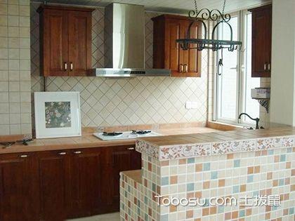 砖砌橱柜步骤 打造特色厨房