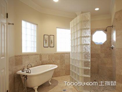 玻璃砖隔墙施工 多功能用途如何实现