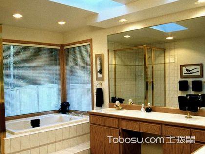 浴室装修因地制宜,打造最佳卫浴效果