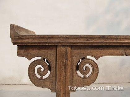 中国传统家具造型中的图案