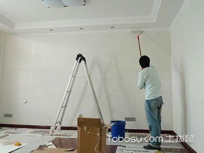 墙面施工:如何做好基础处理和刷乳胶漆工作?