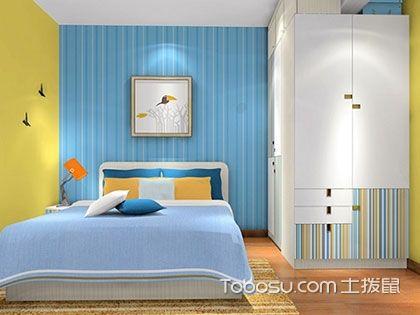卧室转角衣柜,90°的居室收纳家具