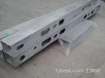 鋁焊接方法,開始和結束都要做好清理