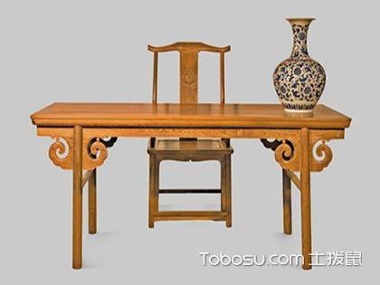 中式家具材质、色彩的节奏与韵律美