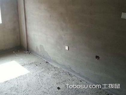 毛坯房墙面抹灰要刮吗 不刮有什么后果