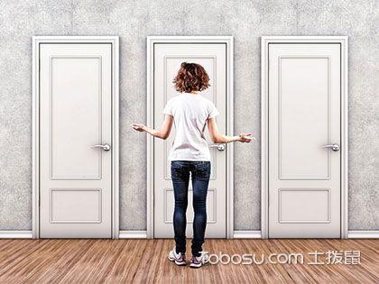 门的种类有哪些?按材料和...