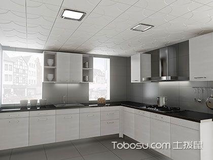 集成吊顶厨房,选什么材料最理想?