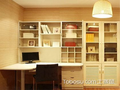 组合书桌设计,帮你摆脱小空间的局限
