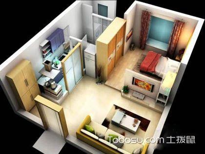 常见的房屋户型分有哪几类...