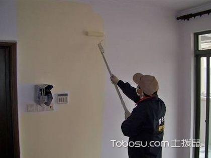 墙面刷乳胶漆监工 不可忽视的细节