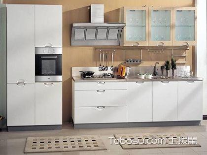 砖砌橱柜和整体橱柜哪个好?这样比就明白了