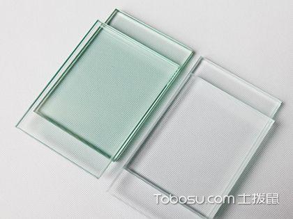 浮法玻璃和超白玻璃的区别,主要看透光率