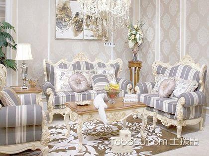 欧式风格家具搭配 注意各种类型的差异