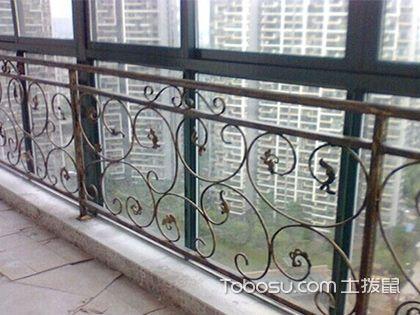 铁艺窗户防护栏保养 除锈补漆有诀窍