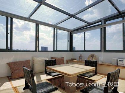 封阳台玻璃窗效果图 不一样的设计方案