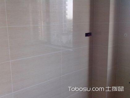 冬季贴瓷砖注意事项 最主要是防冻和空气流通