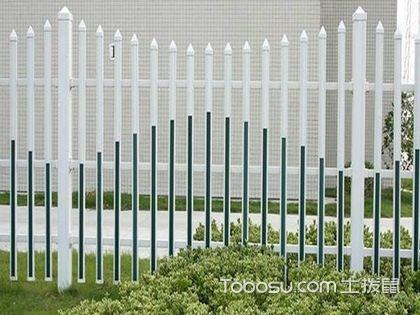 围墙栏杆安装,勿颠倒上下位卡的安装顺序