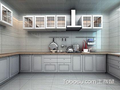 厨房橱柜颜色搭配,橱柜装修最合适什么颜色