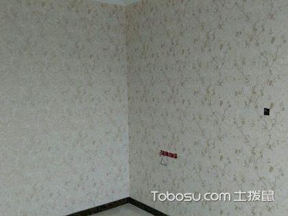 墙面贴壁纸验收 七步就能搞定