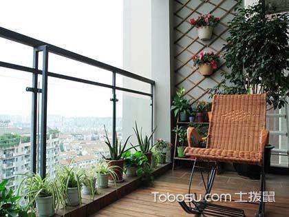 阳台装修攻略 装点安全家居