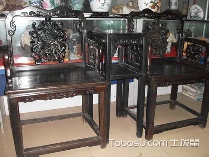 太师椅的材质 体现古代家具的不同韵味