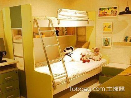儿童上下床 三个实用设计满足你的要求
