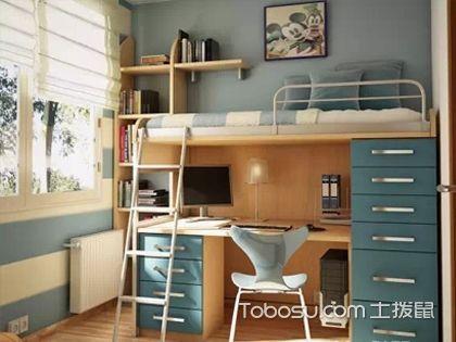 公寓床的特点 小户型家具新选择