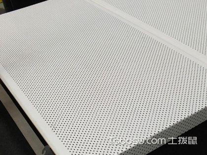 铝合金装饰板施工 连结需要牢固稳定