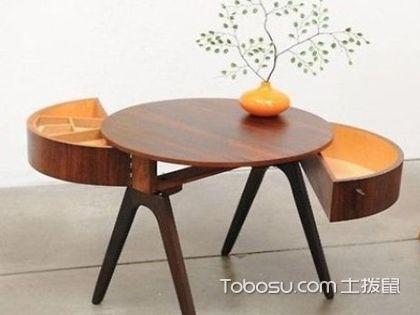 咖啡桌如何选购?主要看尺寸、颜色和搭配
