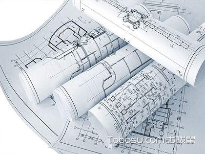设计图纸包括三部分,一个都不能落下