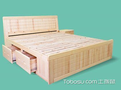 带箱体的床好吗?有效增加居室储物收纳空间