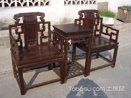 清式太师椅 最具代表性家具