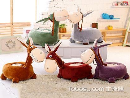 儿童创意沙发,陪伴孩子童年的独特家具