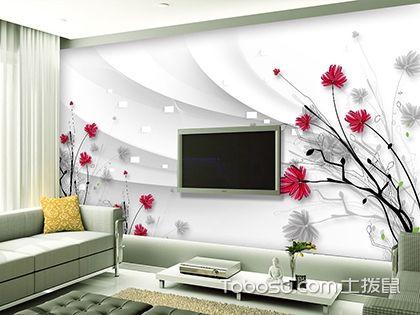客厅背景墙,精美设计+优质选材=家居脸面