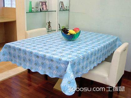 餐桌布的4大种类,哪个更适合用于家居生活?