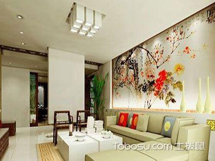 客厅挂画的讲究,财运风水这样布置