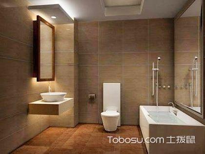 浴室装修风水 门的方向也有讲究