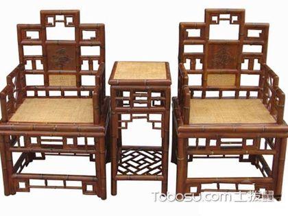 太师椅图片 摆放精致的古典家具