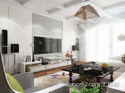 电视背景墙风水,方位色调都要避免不良作用