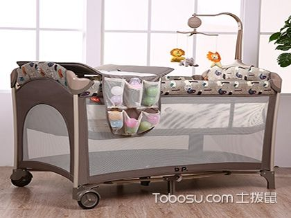 多功能婴儿摇篮 让宝宝睡得更舒服
