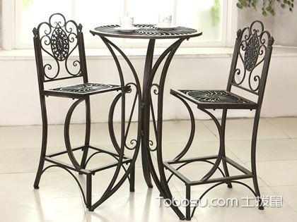 庭院铁艺桌椅 多种选择搭配好风景
