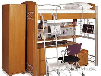 员工宿舍公寓床 让空间利用更加有效