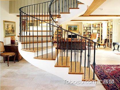 室内楼梯风水宜忌,安装位置别选错