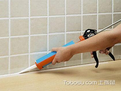 瓷砖填缝剂怎么用?分量配比要注意