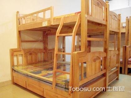 上下床尺寸 为小户型节省空间的家具