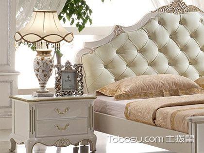 欧式床头柜,点缀卧室的新风景
