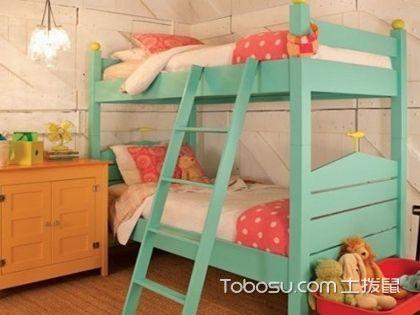 儿童房上下床效果图 以孩子乐趣为主