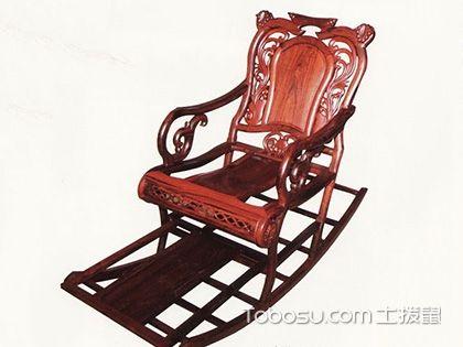 木制摇摇椅如何保养?避免高温和湿布擦拭